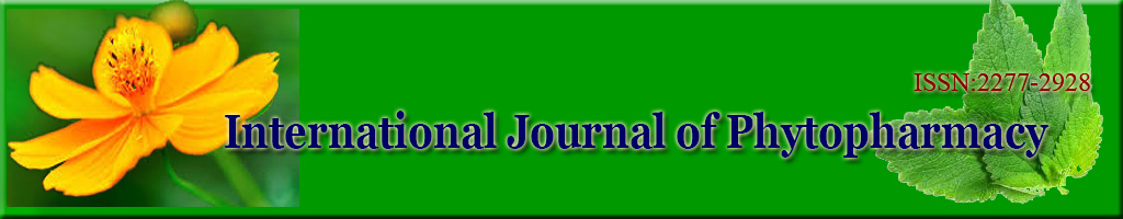 International Journal of Phytopharmacy
